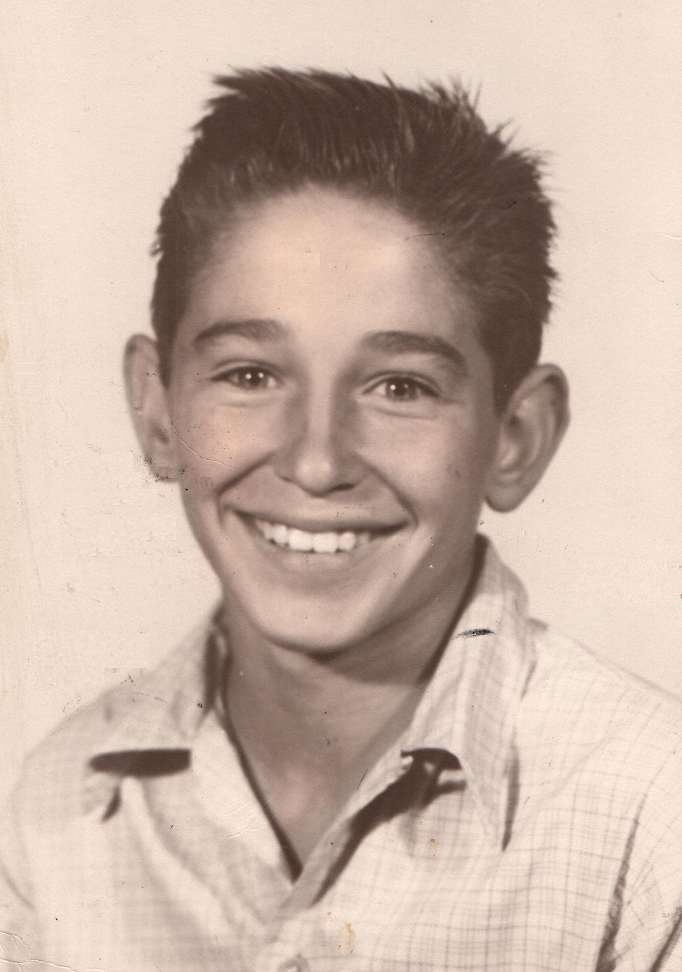 Charles, Age 13
